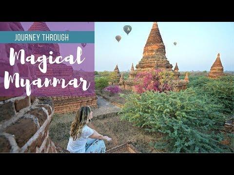 BEST PLACES TO GO IN MYANMAR - BAGAN, INLE LAKE, YANGON, MANDALAY AND MRAUK-U
