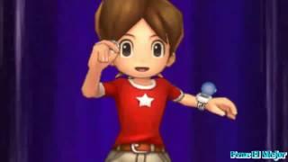 Yo-kai Watch 2 | Fantasqueletos/Carnanimas | Todas las escenas animadas | Castellano