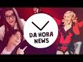MADONNA TEM GÊMEOS ANTES DE BEYONCÉ!   DA HORA NEWS #3