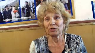 Людмила Тихонова, председатель ветеранской комиссии по молодёжи ЗА фестиваль Война и Мир