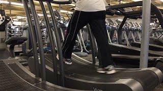 Motorless Treadmills Are Climbing