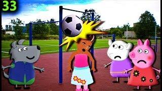 Мультики свинка на русском cartoons for children 33 БАРБИ Мультфильмы для детей Свинка kids vide