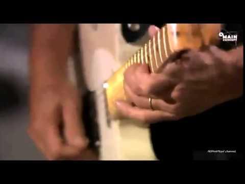 """David Gilmour  in Studio  """" Astronomy Domine """""""