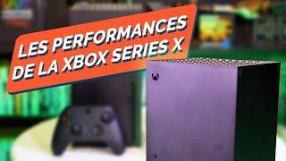 XBOX SERIES X : et en JEU ? La PUISSANCE de la Next Gen de Microsoft mise à l'épreuve !