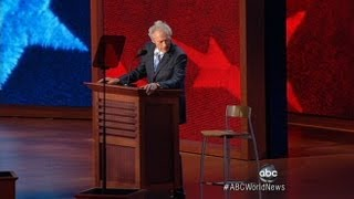 Clint Eastwood Explains RNC Speech, Talking to Chair With 'Invisible Obama'