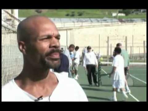 Kramer Herzog @ San Quentin with Warden Jill Brown.mp4