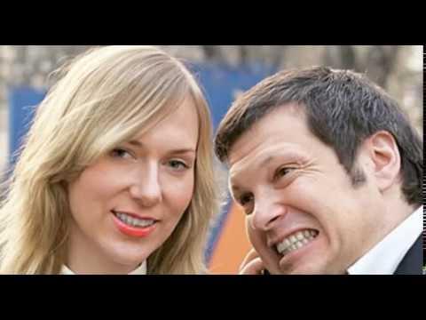 А вы видели Жену Владимира Соловьева. Вот она красавица.