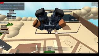 Roblox:USM patrol part 1