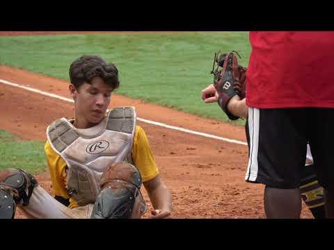Crusaders Baseball Club 15u Vs 5 Star Pigg At Perfect Game Tournament In Cartersville Georgia
