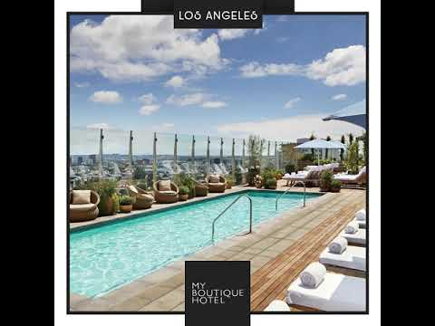 Discover the best boutique hotels to stay in Los Angeles