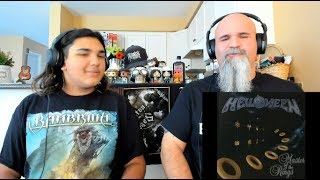 Helloween - Sole Survivor (Audio Track) [Reaction/Review]