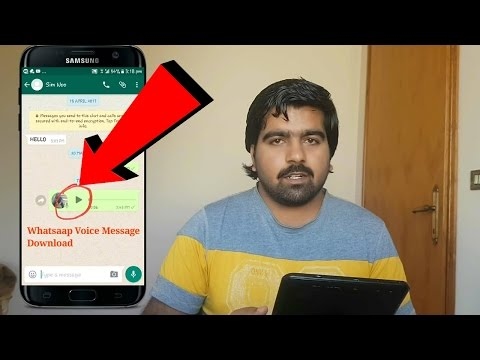 How To Download Wahtsapp Voice Messages in Android Mobile Phones & Devices| No Root | Secrets Tips|