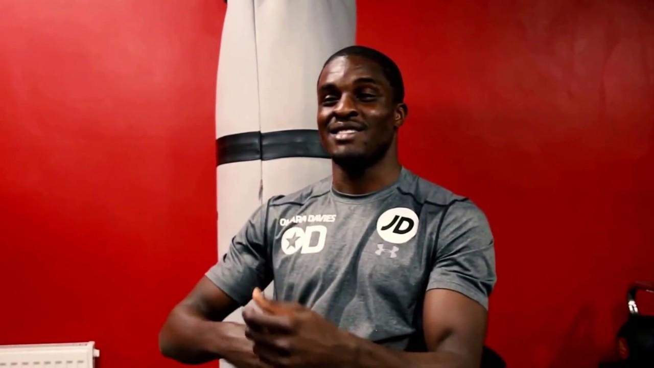 Ohara Davies On Josh Taylor Quot I Will Knock Out Taylor In 3