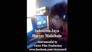 Harvey Malaiholo Indonesia Jaya Instrumental Original Score Cover by Victor Nuril