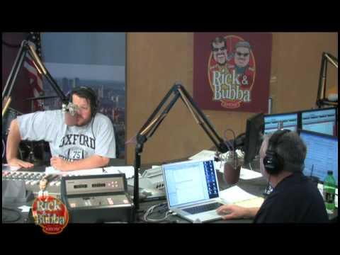 Hank Williams Jr. /  Sir Charles / Jeffrey Earnhardt on Rick & Bubba