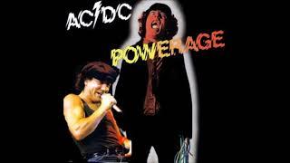 AC/DC- Brian Johnson's Powerage Album