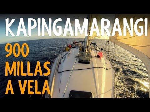 900 millas a vela - Kapingamarangi, el paraíso desconocido