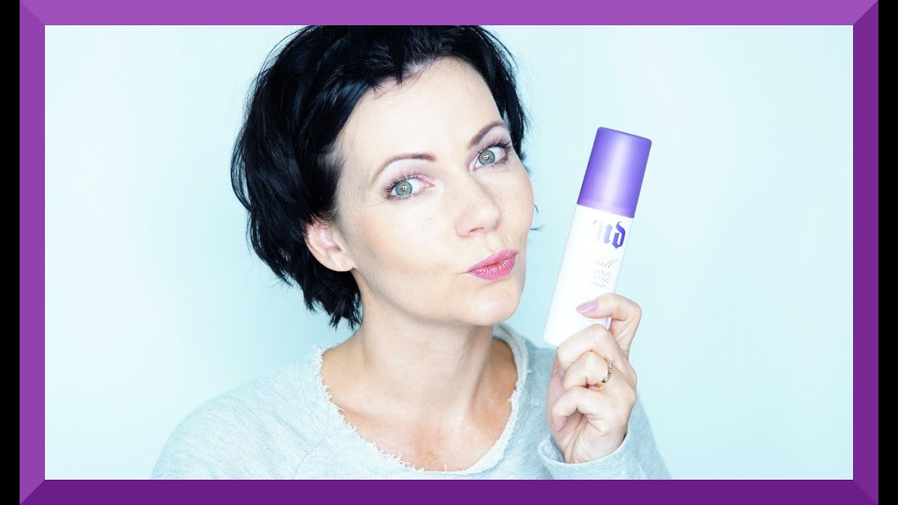 Chill Cooling And Hydrating Makeup Setting Spray by Urban Decay #7