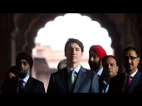 Justin Trudeau addresses criticism during India visit
