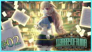 【Library Of Ruina】#02 お前も本にしてやろうか