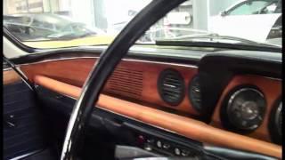BMW 2000C White 1969 SN1009530
