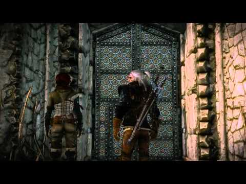 The Witcher 2 Ending - Letho goes free