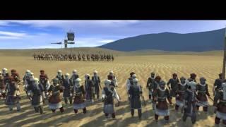 Video The Battle of Qadisiyah  (Muslim Arabs vs Sassanids) download MP3, 3GP, MP4, WEBM, AVI, FLV Juni 2017