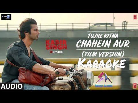 tujhe-kitna-chahein-aur-hum-short-karaoke,-shahid-kapoor,-kabir-singh