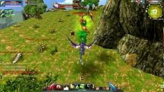 World of Dragons (RODE - Rise Of Dragonian Era) Острова Леса Альвис