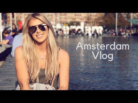 Amsterdam Vlog | Chloe Boucher
