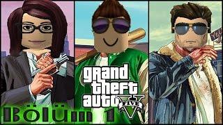 Roblox GTA mod Bölüm 1 w/Muhammed