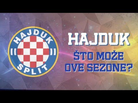 Što Hajduk može ove sezone?