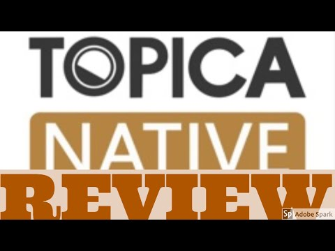 Topica Native Review