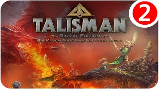 Talisman #02 – Schwache Drachen. Starke Geister [Gameplay] [German] [Deutsch] [Let's Play]