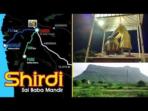 SHIRDI | Hyderabad TO SHIRDI Full Journey - Sai Nagar Shirdi Maharashtra SuperFast