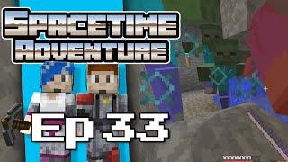 Minecraft Story: Chasing Waterfalls, Ep.33