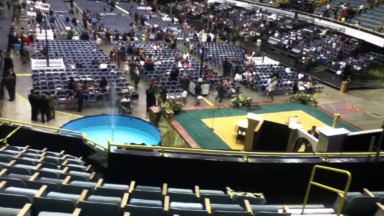 Venues Long Beach Convention Entertainment Center Inside View Of Arena 2017 Embly You