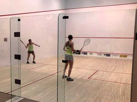 Sam Cornett vs Rachel Grinham Game 1