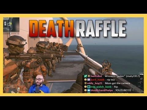 Death Raffle Mode - 100% Luck 100% Death