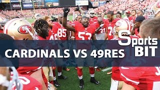 Sports BIT | Cardinals vs 49ers Betting Preview | Is Chip Kelly Killing The Niners' D?