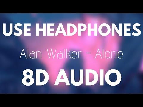 Alan Walker - Alone (8D AUDIO)