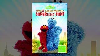 Plaza sésamo: Elmo y el Monstruo de las Galletas Gigante de la Diversión