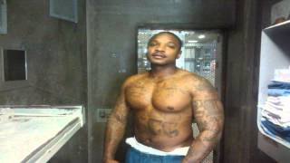 Inmate, Convict, Prisoner, Jail, Prison, Workout, Routine, Burpees, No Weights or Steroids