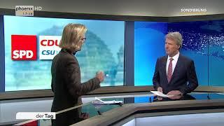 Prof. Volker Kronenberg zur Abstimmung der SPD über mögliche Koalitionsverhandlungen am 15.01.18