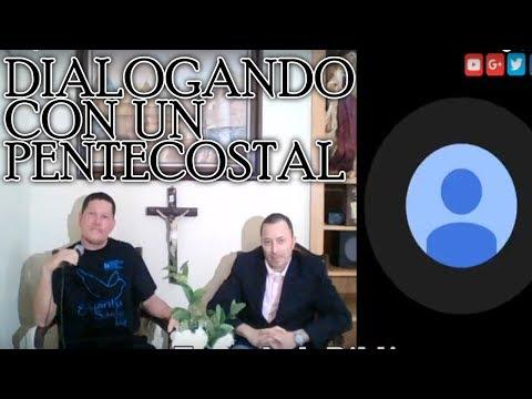 Dialogando con un Pentecostal Sobre el Diezmo y Testimonio en VIVO - Padre Luis Toro