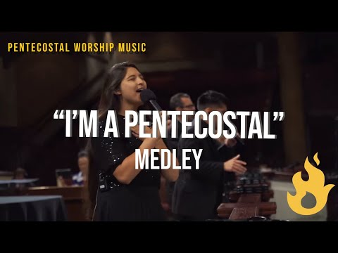 """I'm A Pentecostal"" song medley Apostolic/Pentecostal Worship Music"