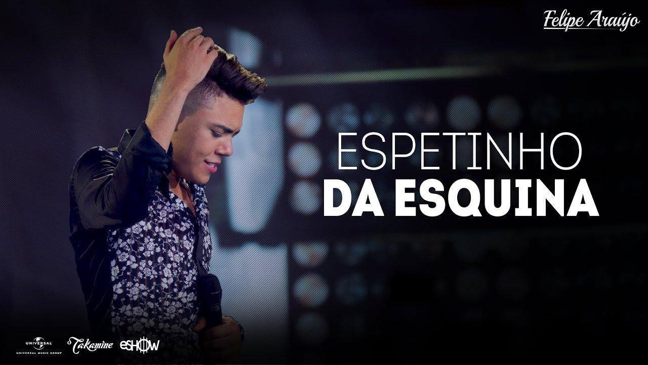 Felipe Araújo - Espetinho da Esquina | DVD 1dois3
