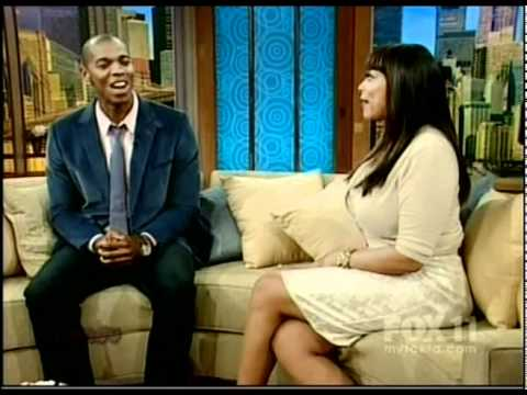 Mehcad Brooks on  Wendy Williams  9 23 10