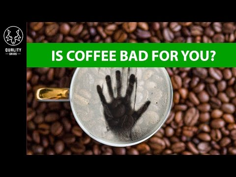 Is Coffee Bad For You? - Health Effects Of Coffee