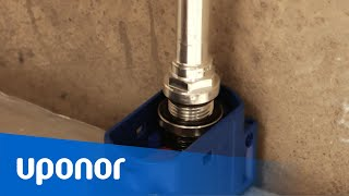 Uponor Q&E Radiator Connections